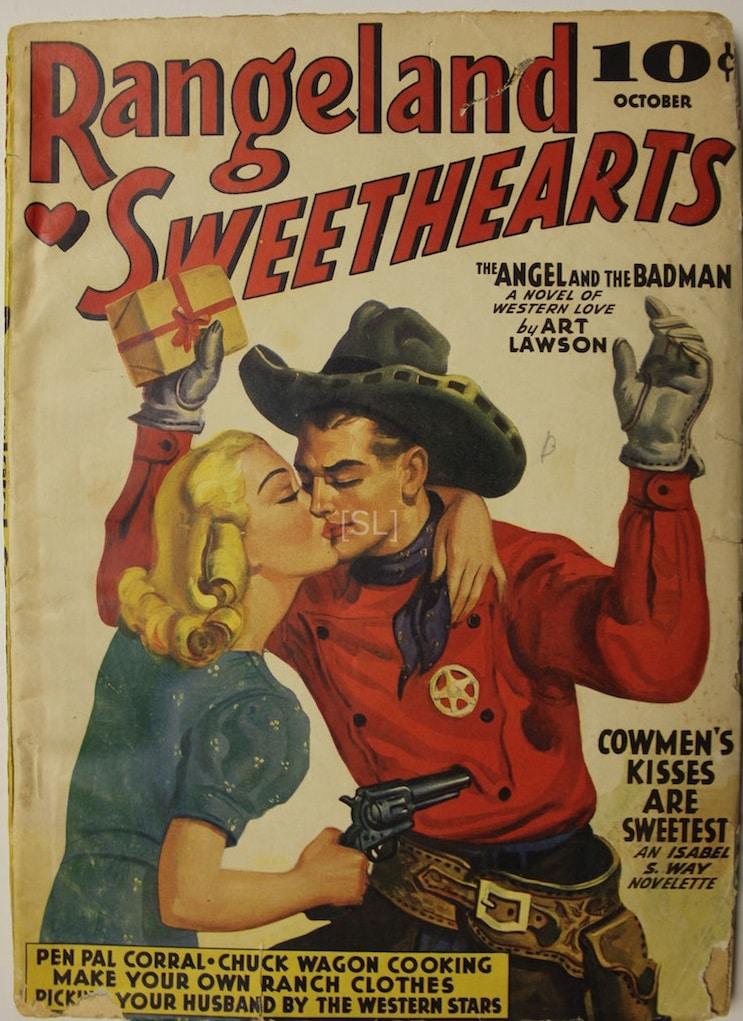 Rangeland Sweethearts