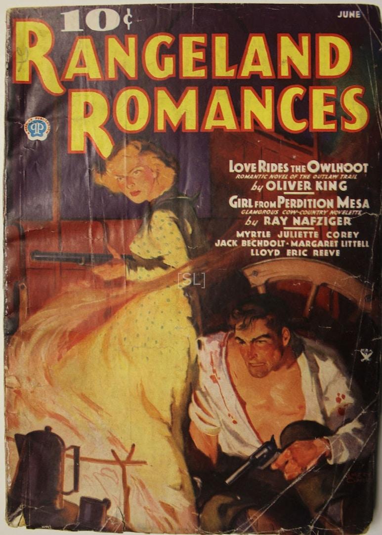 Rangeland Romances