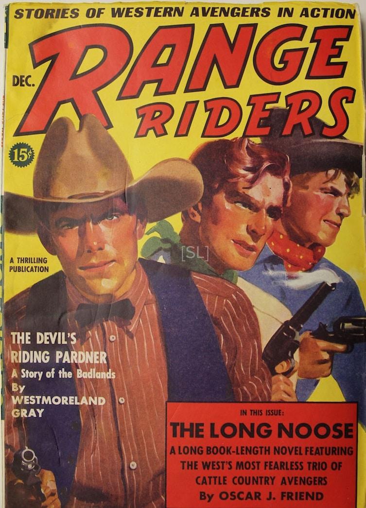 Range Riders Western