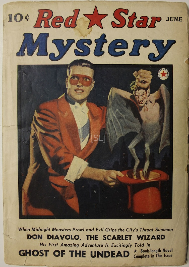 Red Star Mystery