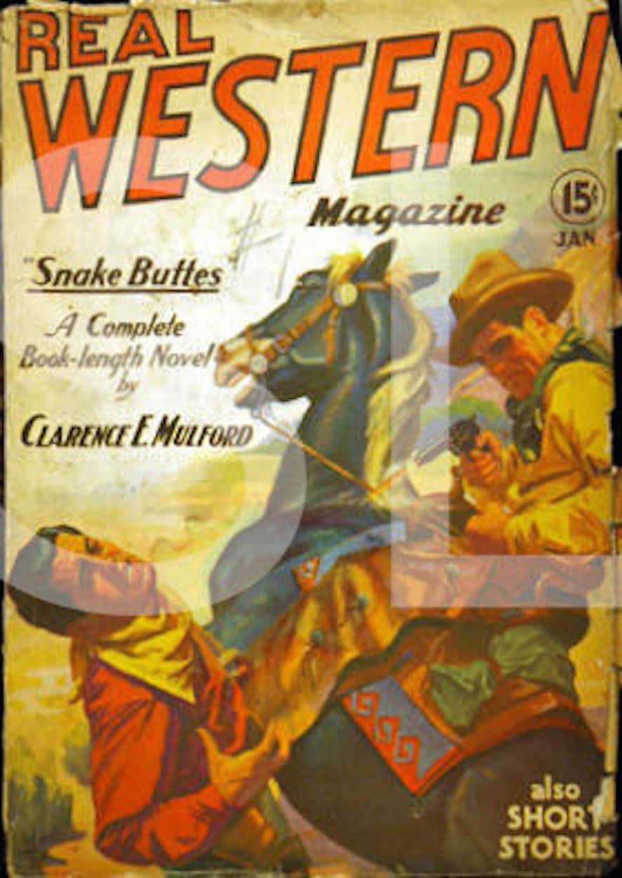 Real Western Magazine