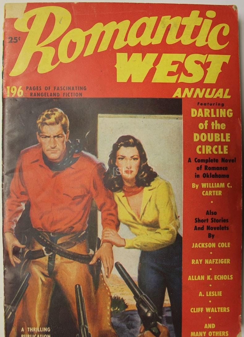 Romantic West Annual
