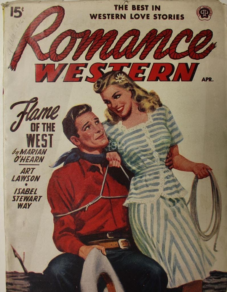 Romance Western