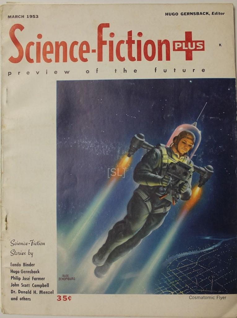 Science Fiction Plus