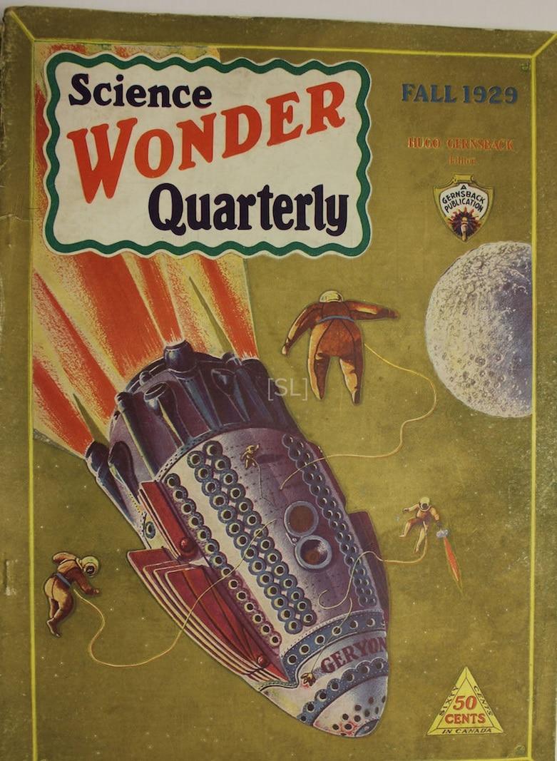 Science Wonder Quarterly