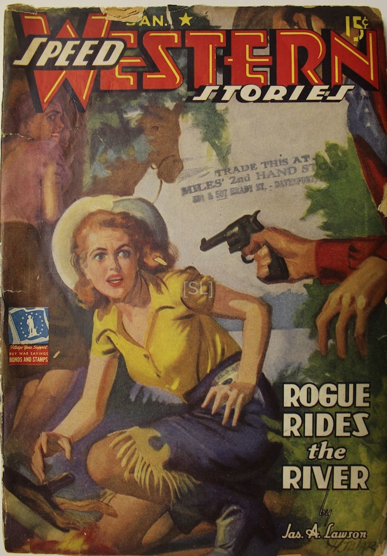 Speed Western Stories