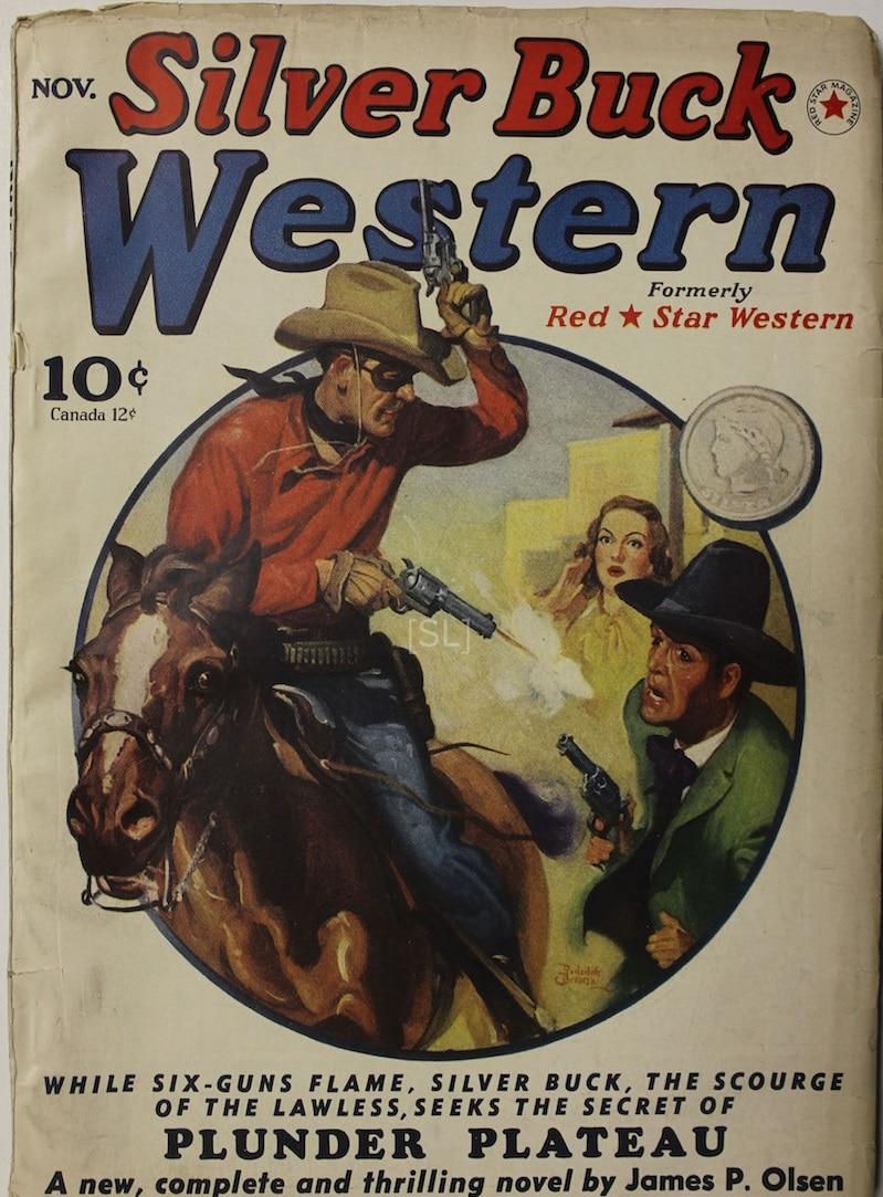 Silver Buck Western