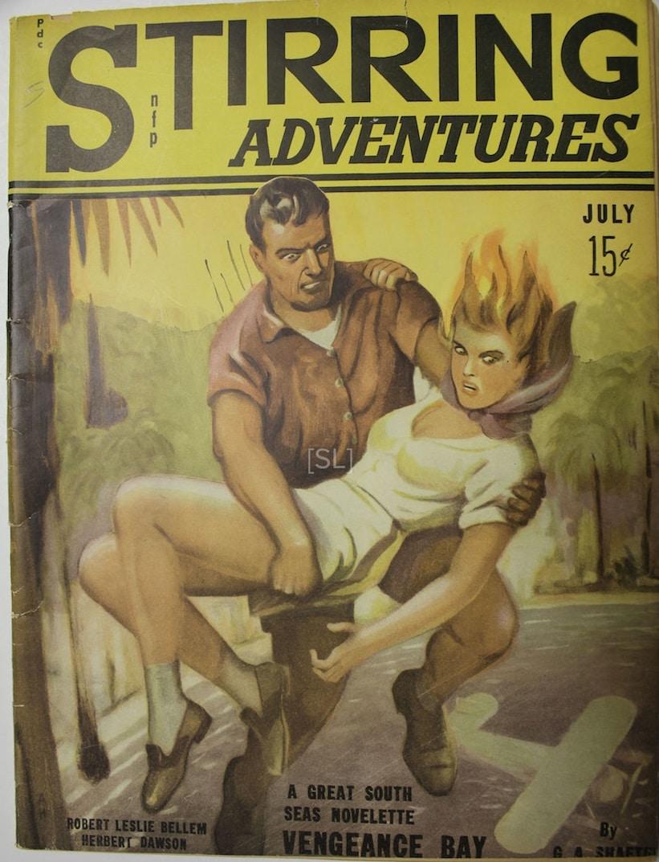 Stirring Adventures