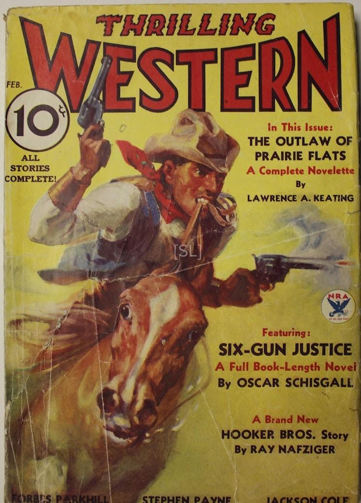 Thrilling Western