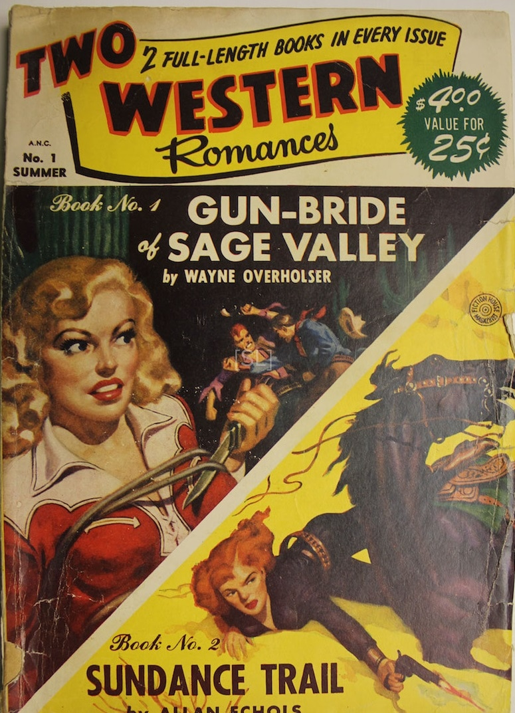Two Western Romances