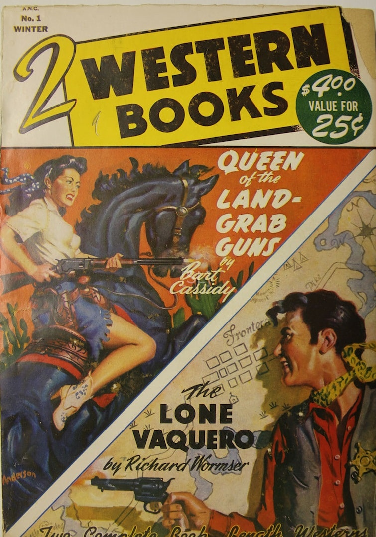 Two Western Books