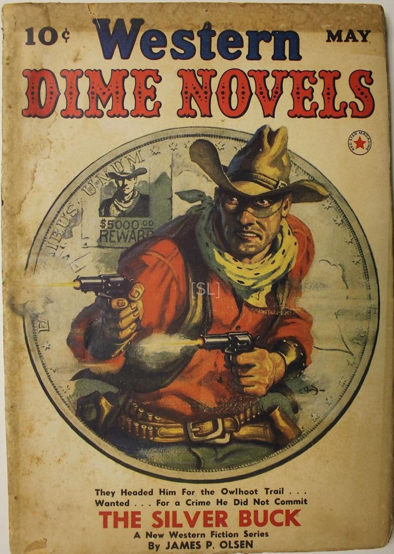 Western Dime Novels