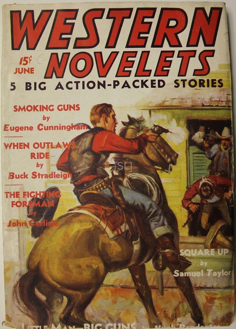 Western Novelets (1st Series)