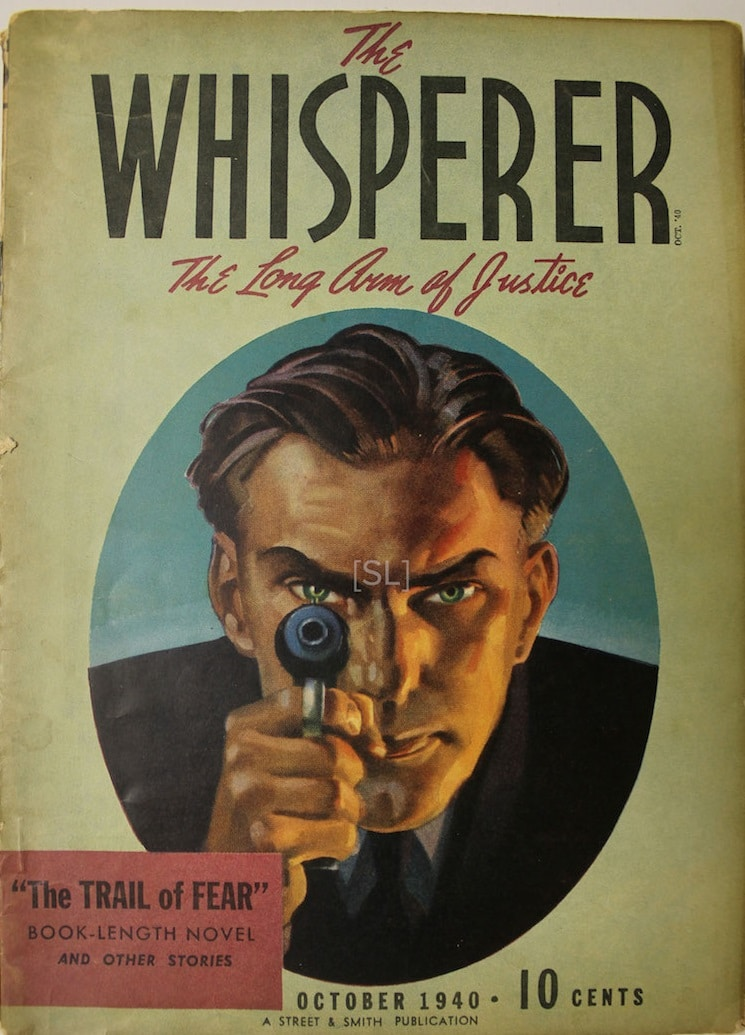Whisperer: The Long Arm of Justice