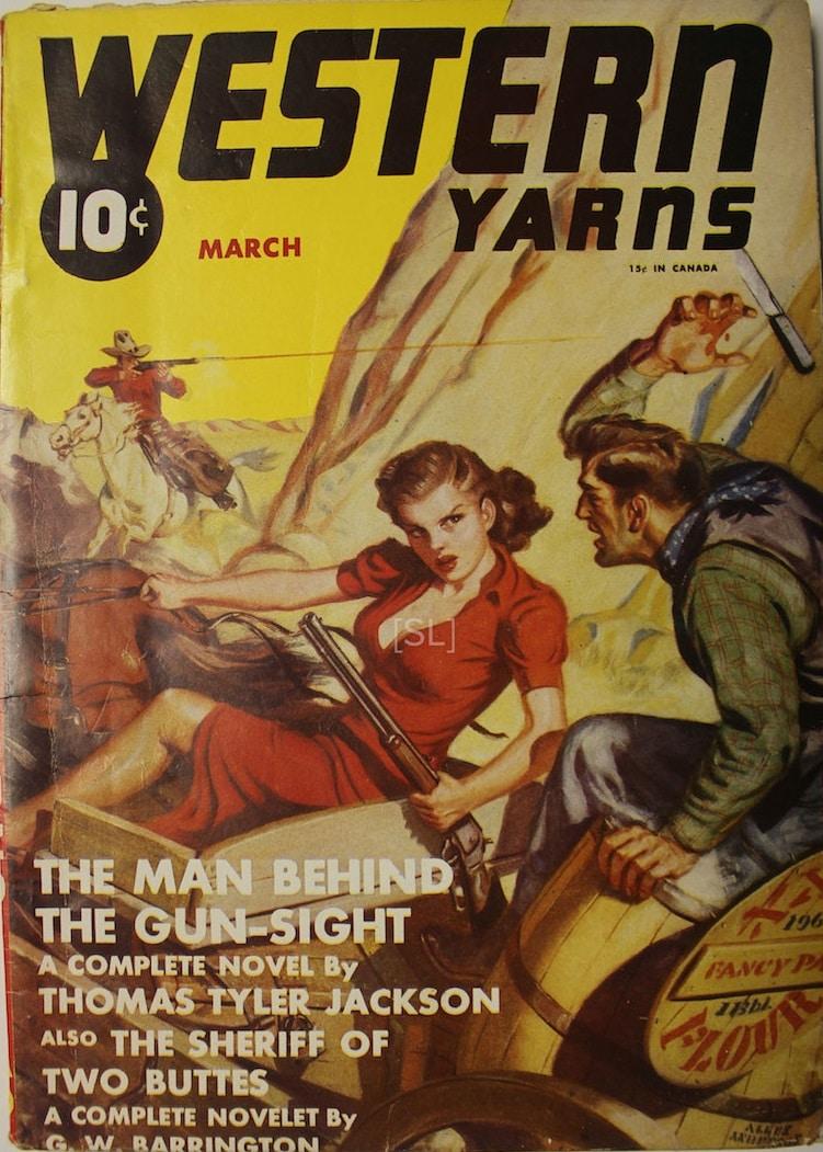 Western Yams (2nd Series)