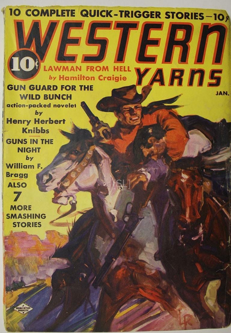 Western Yams (1st Series)