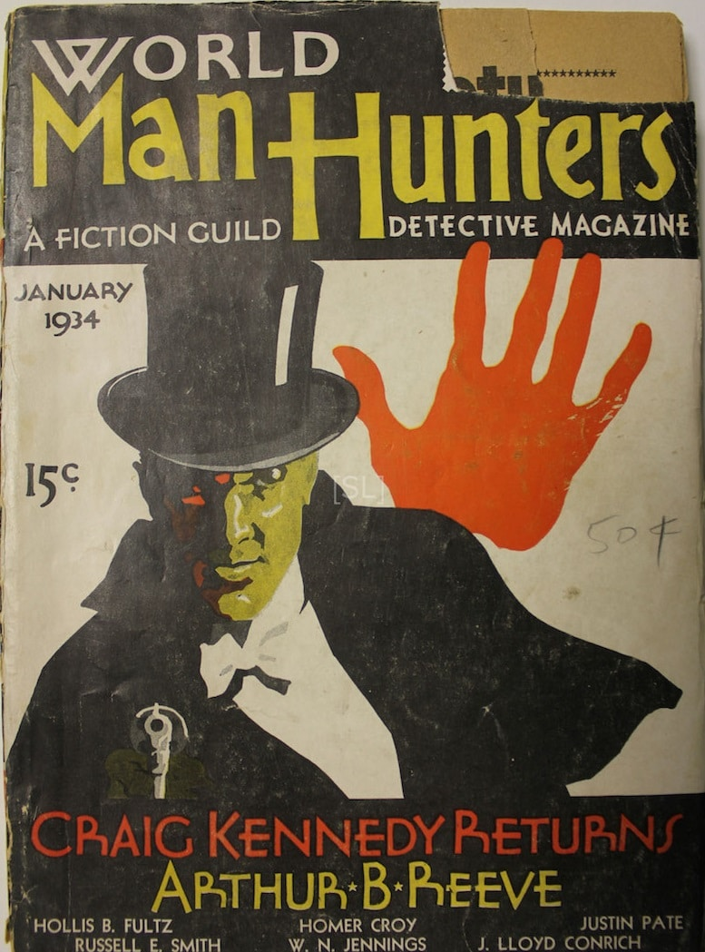 World Man Hunters