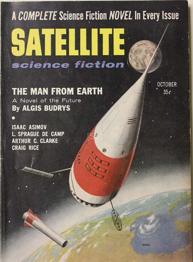 Satellite Science Fiction