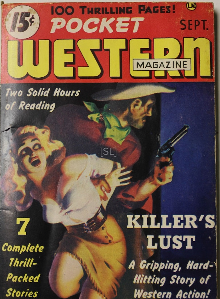Pocket Western Magazine