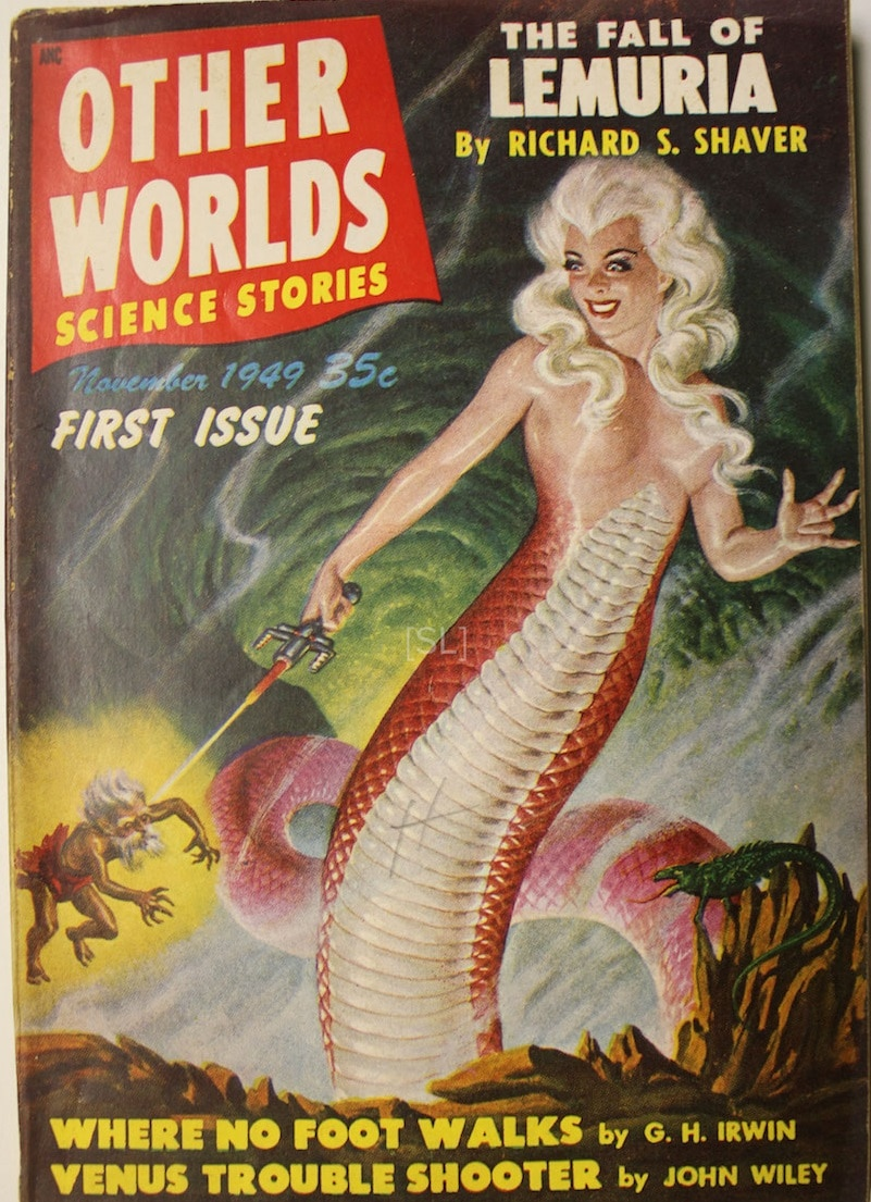 Other Worlds Science Stories