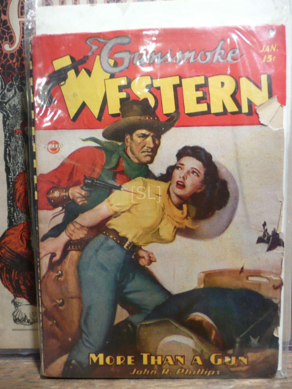 Gunsmoke Western