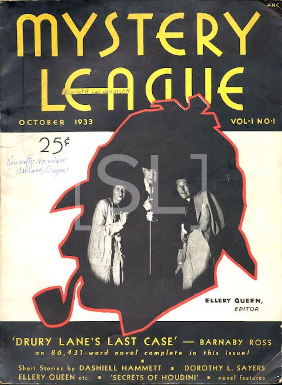 Mystery League