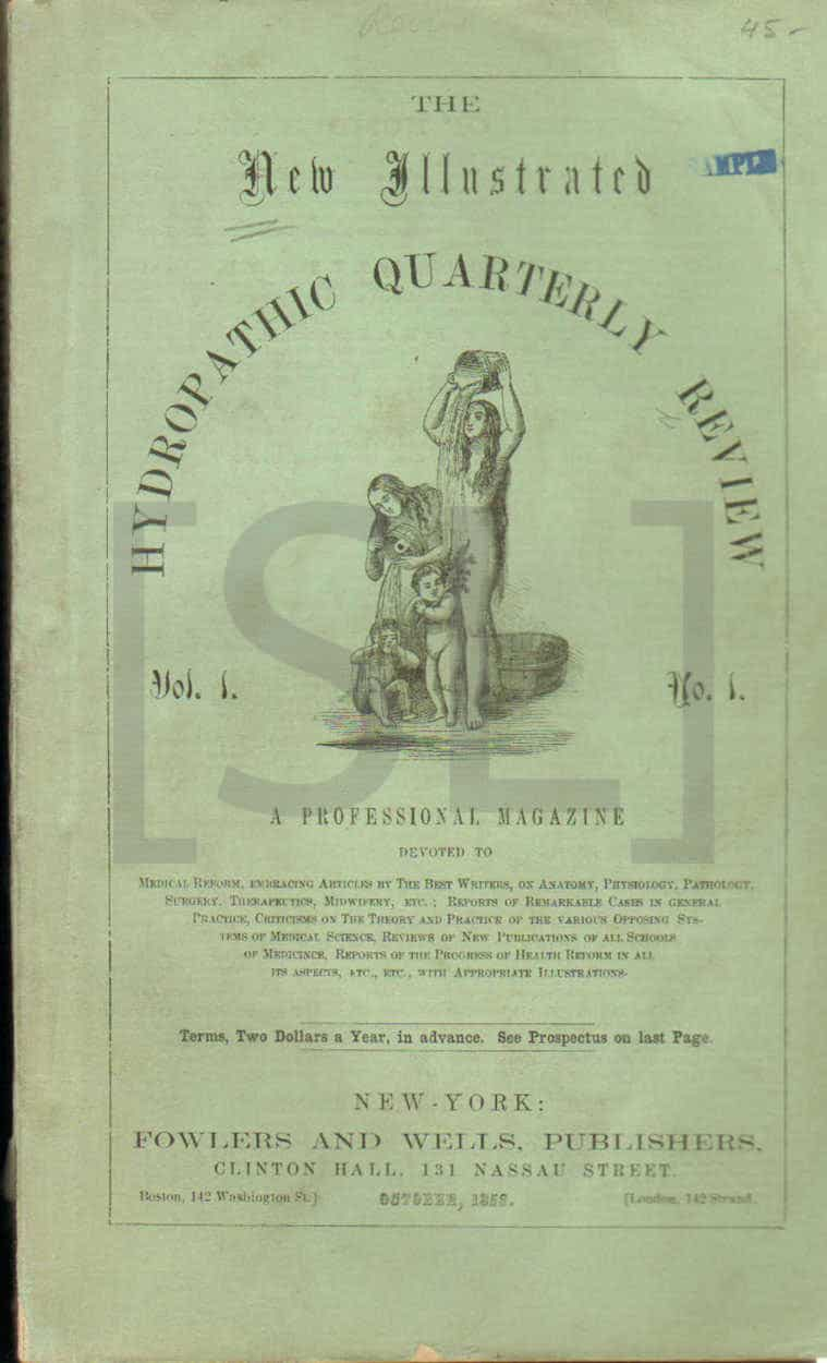 Hydropathic Quarterly Review
