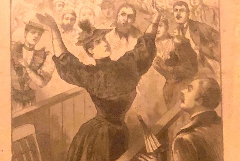 Illustrated Police News; Law Courts and Weekly Record