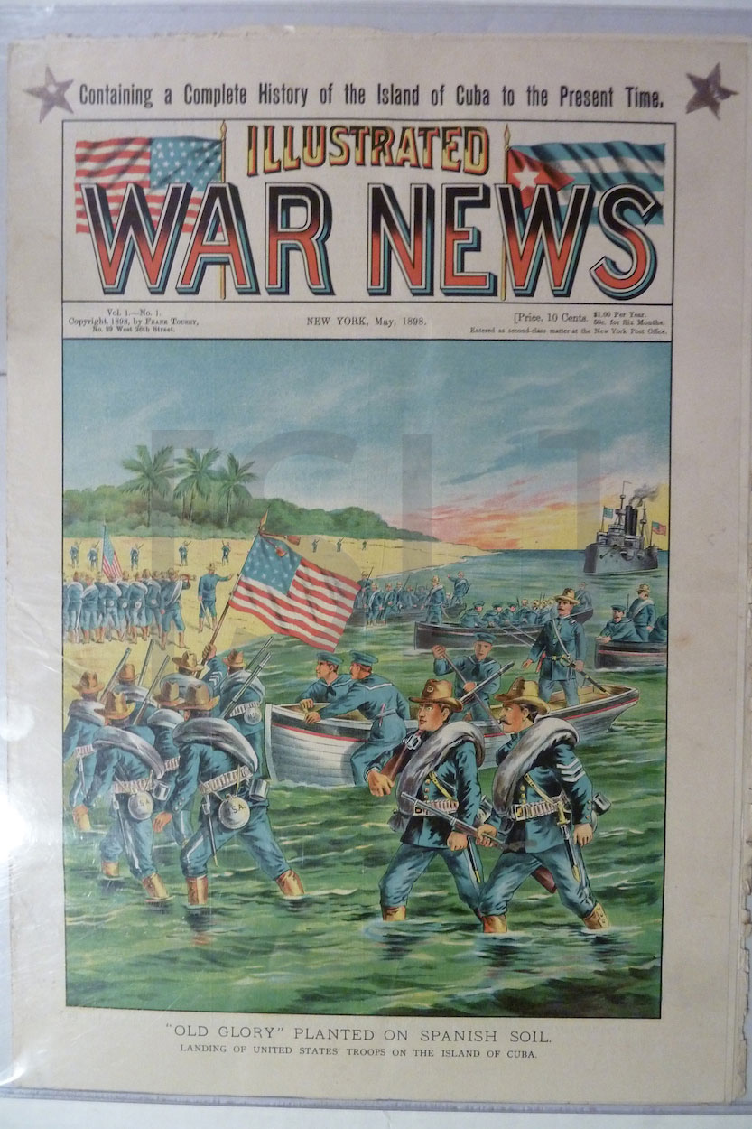 Illustrated War News