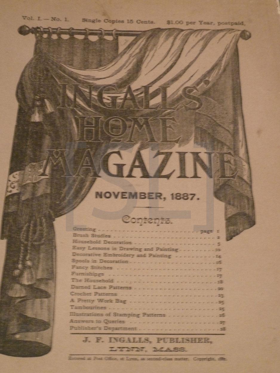 Ingalls' Home Magazine