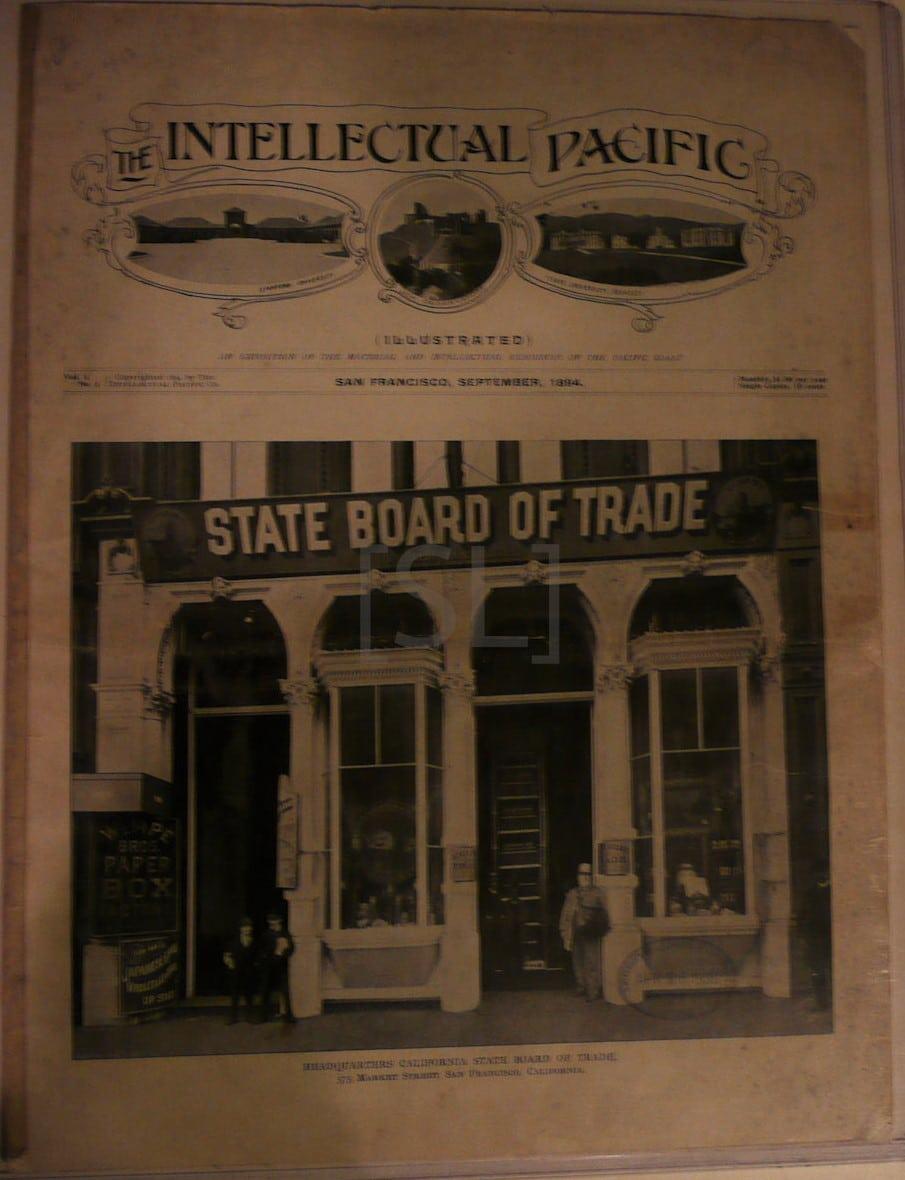 Intellectual Pacific