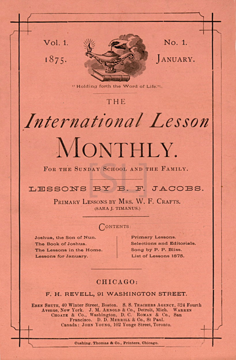 International Lesson Monthly