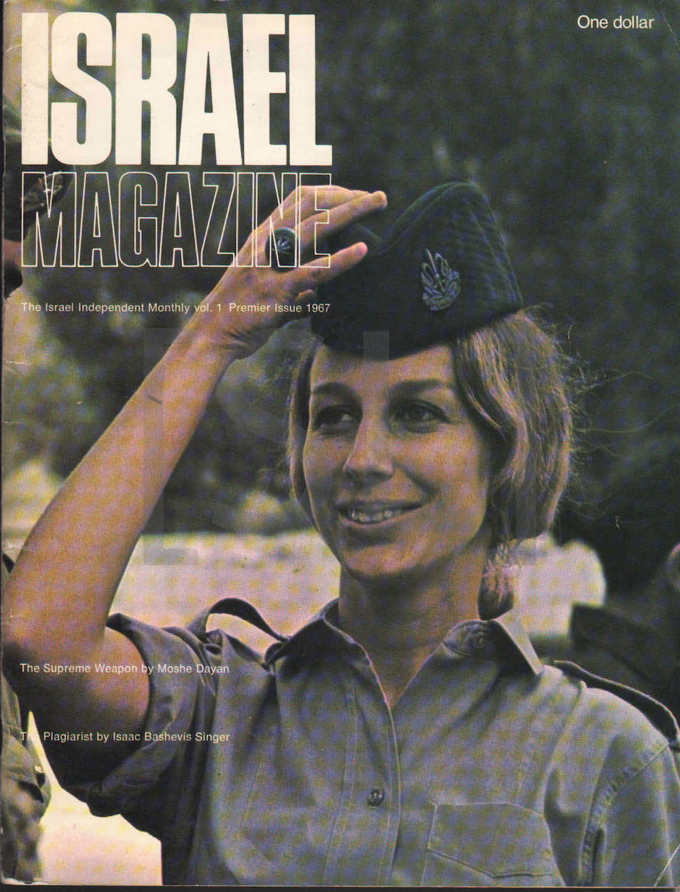 Israel Magazine; The Israel Independent Monthly