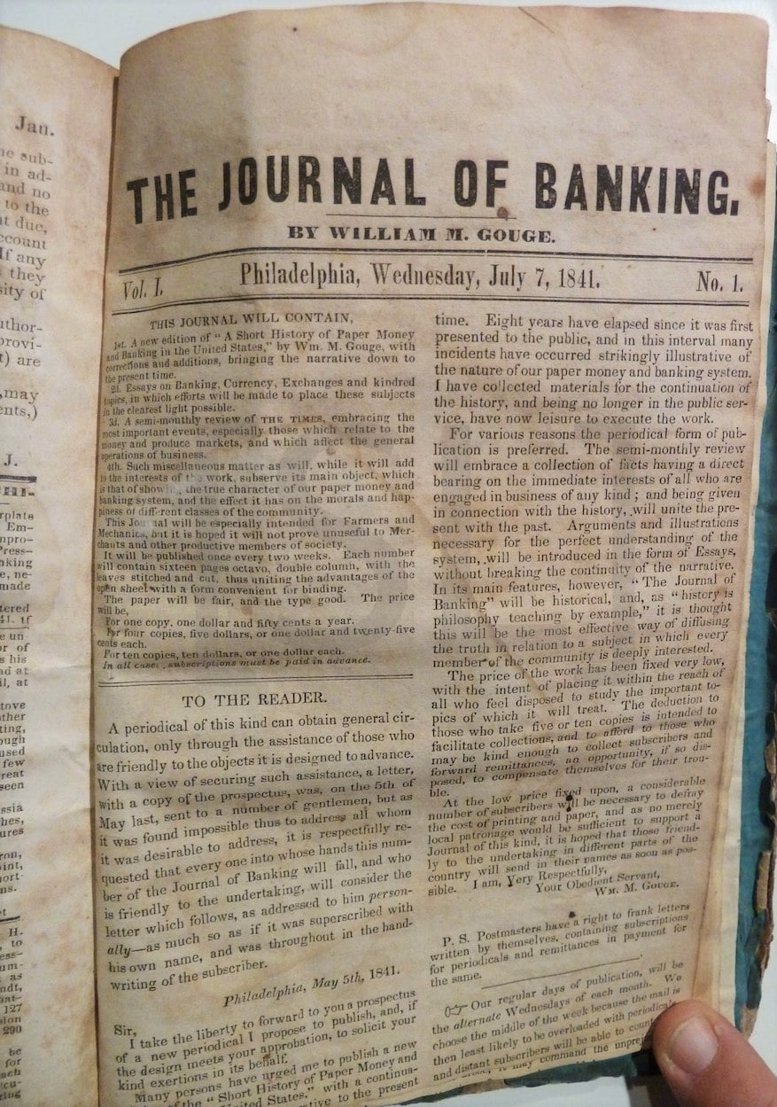 Journal of Banking