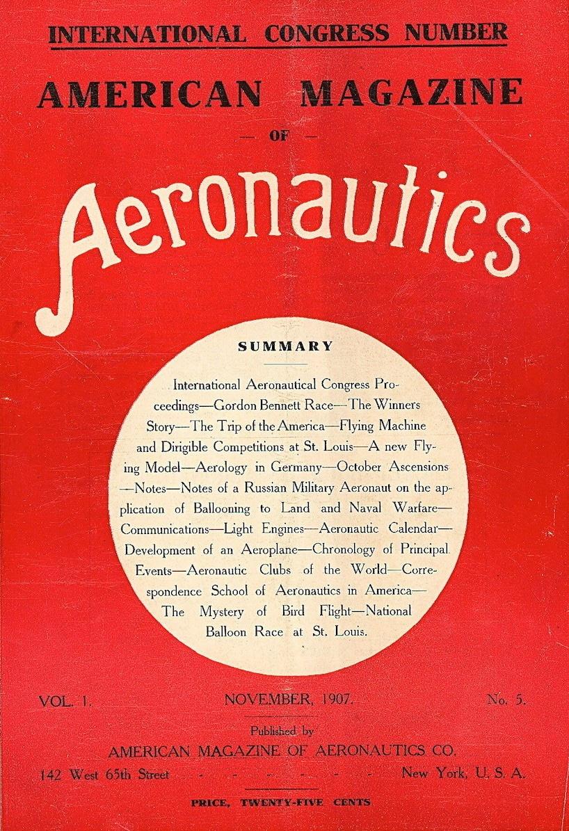 American Magazine of Aeronautics