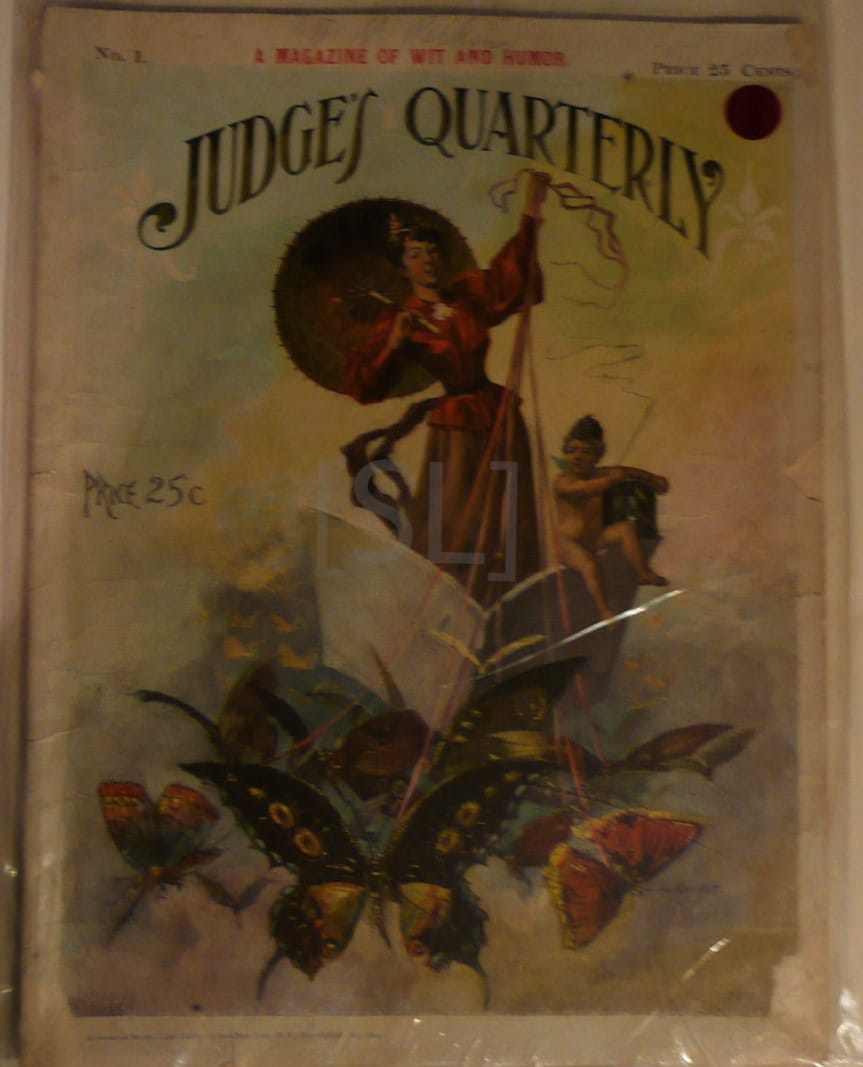 Judge's Quarterly