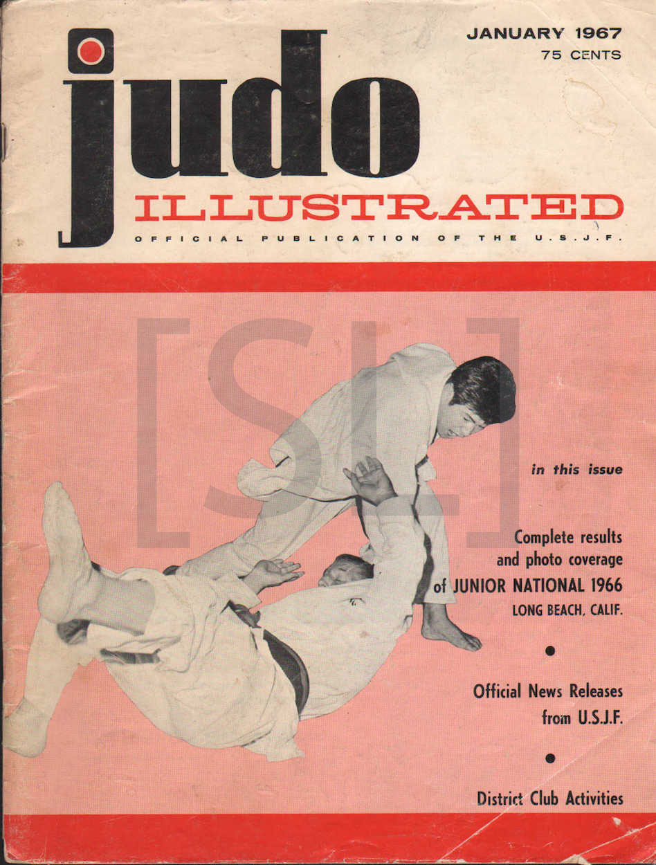 Judo Illustrated