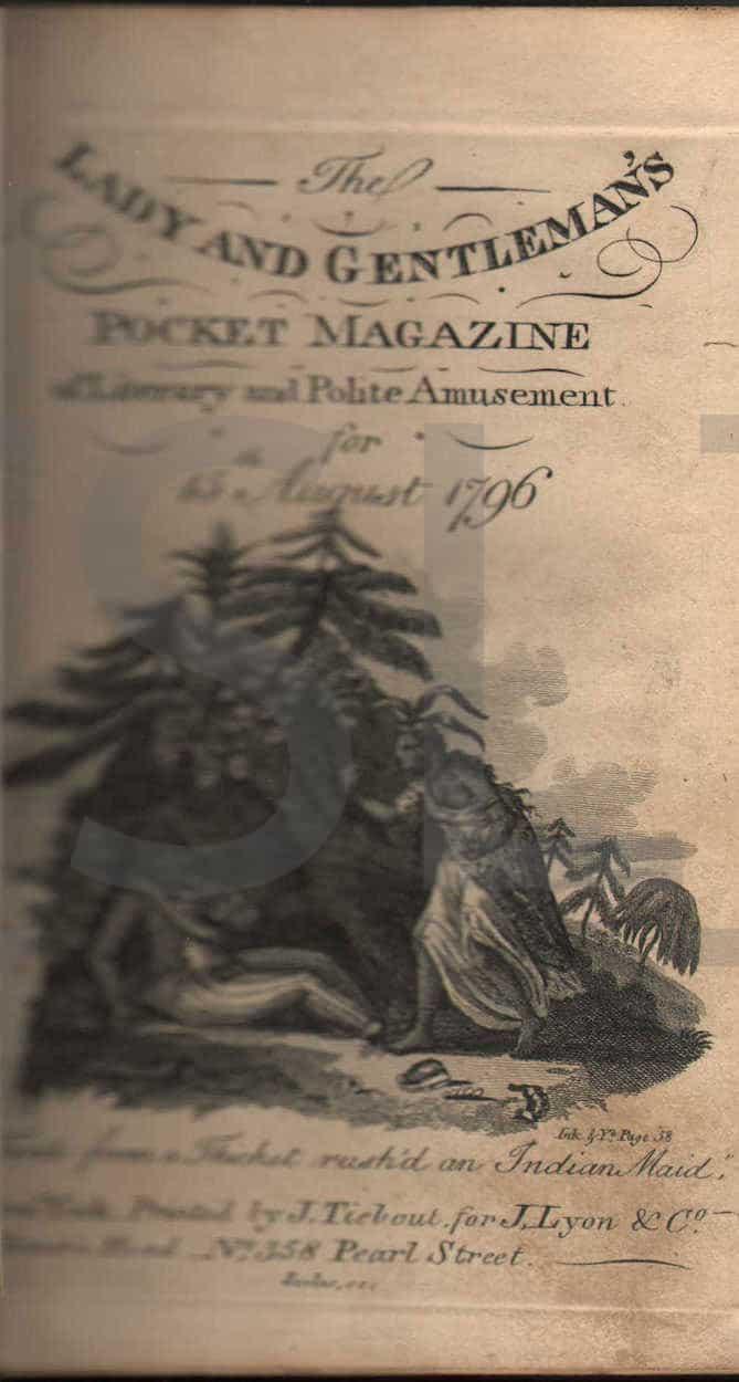 Lady & Gentleman's Pocket Magazine of Literary and Polite Amusement