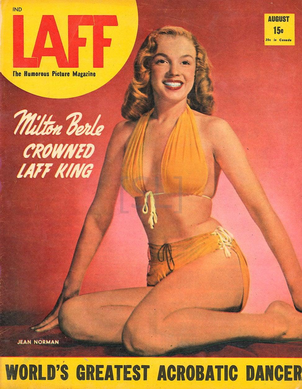 Laff, The Humorous Picture Magazine
