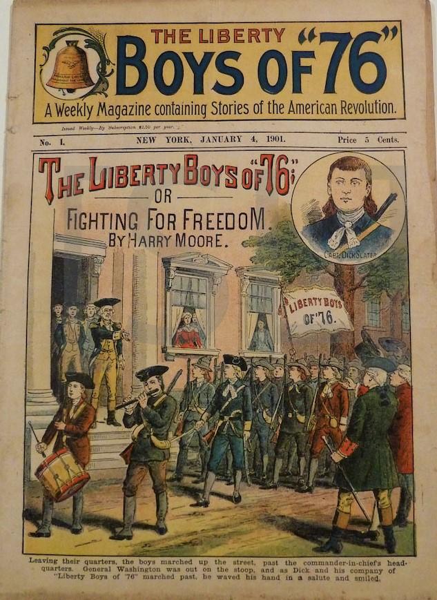 Liberty Boys of 76