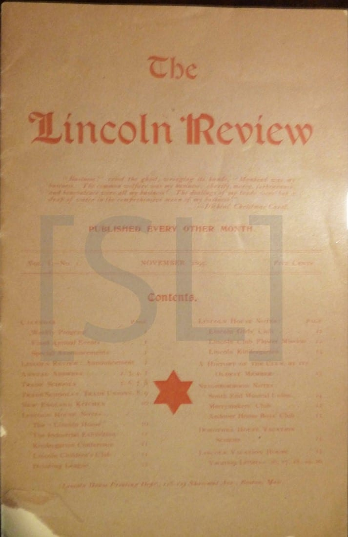 Lincoln Review