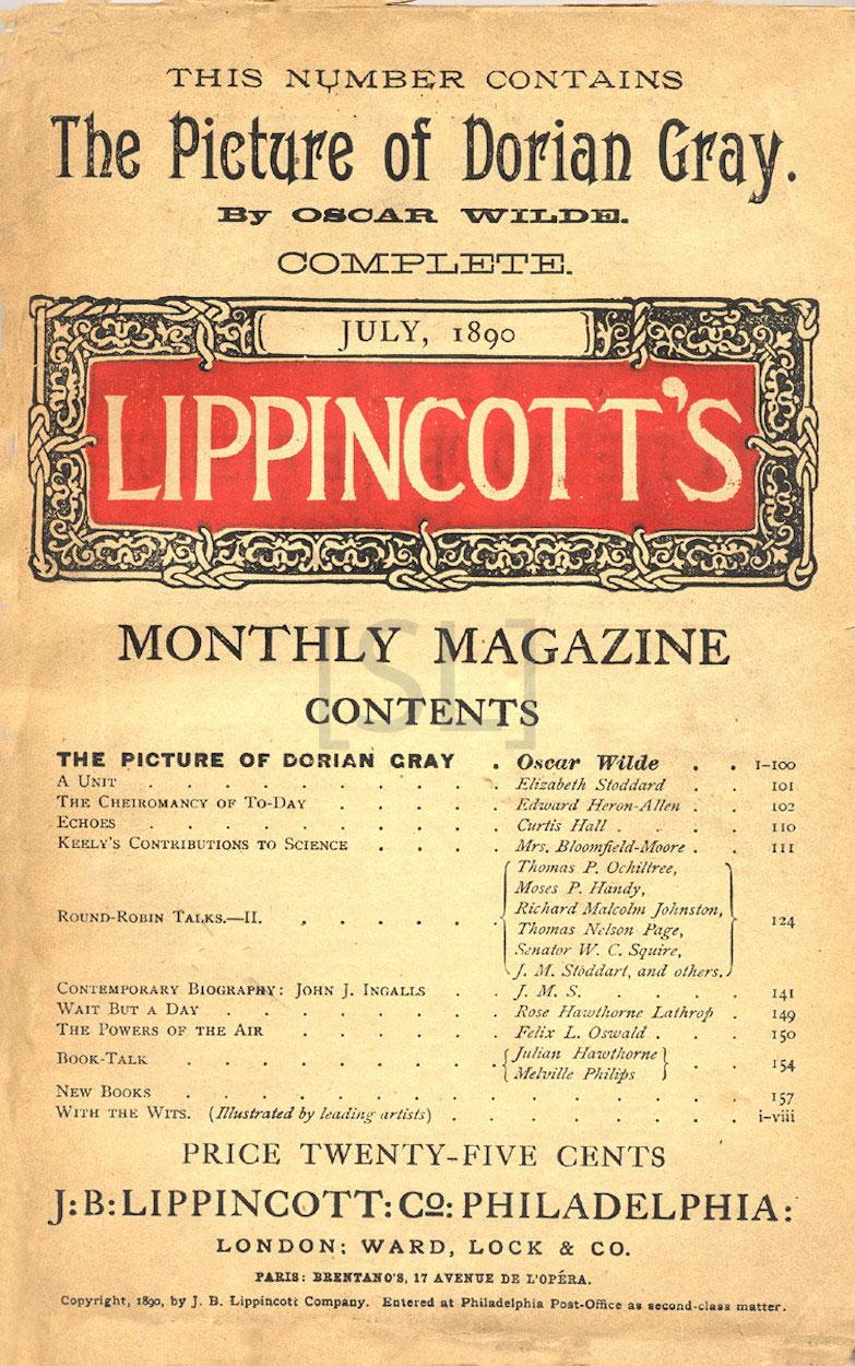 Lippincott's Monthly