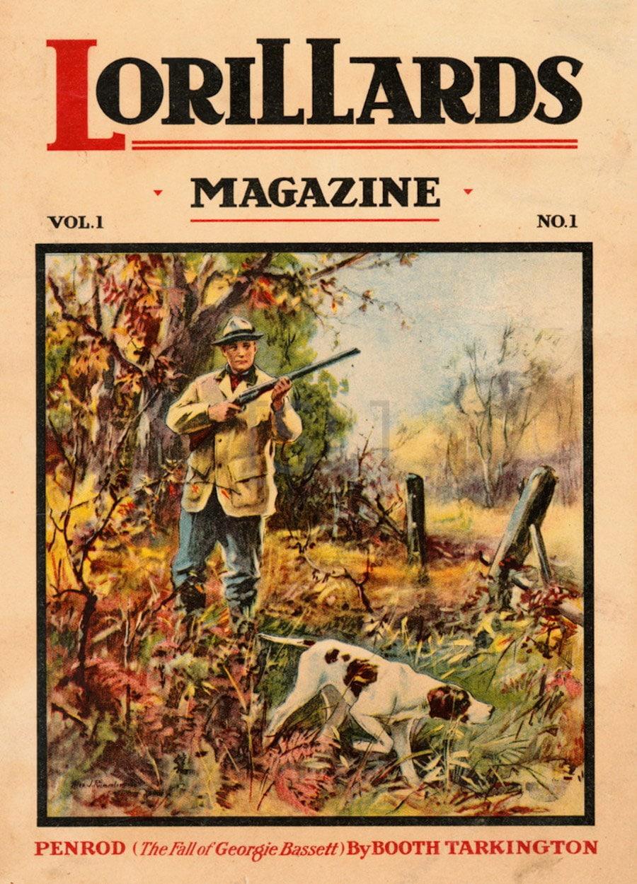 Lorillard's Magazine