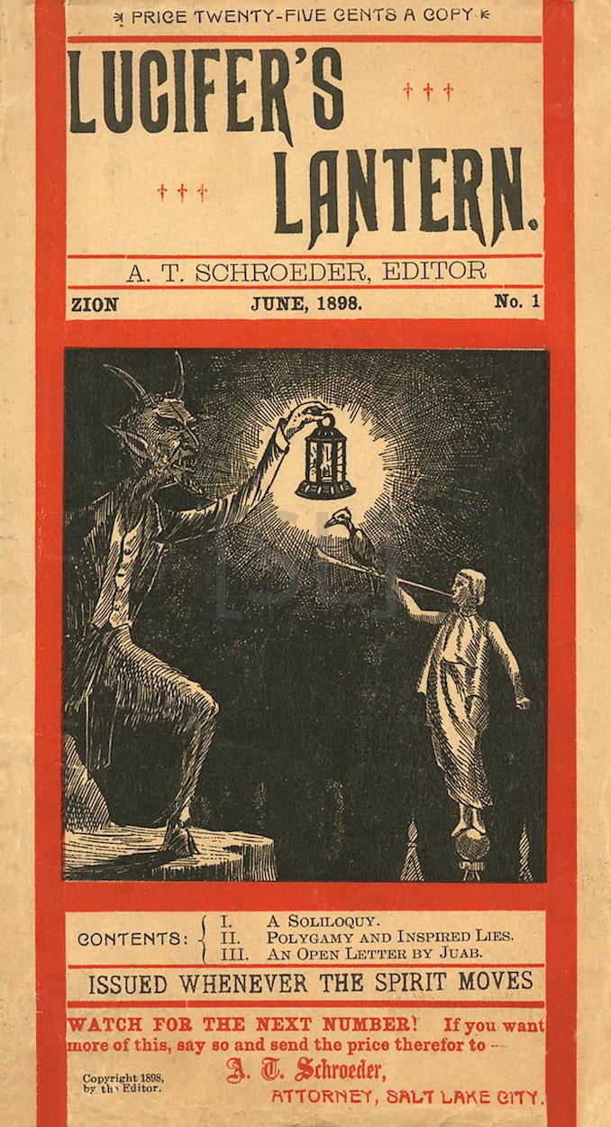 Lucifer's Lantern