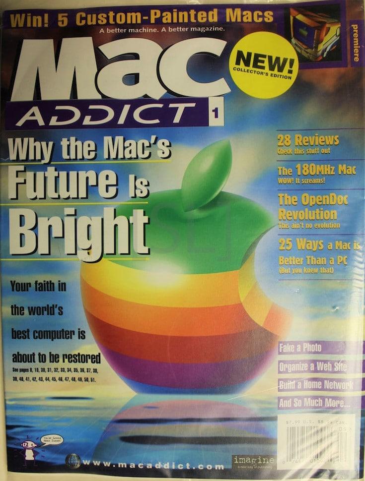Mac Addict