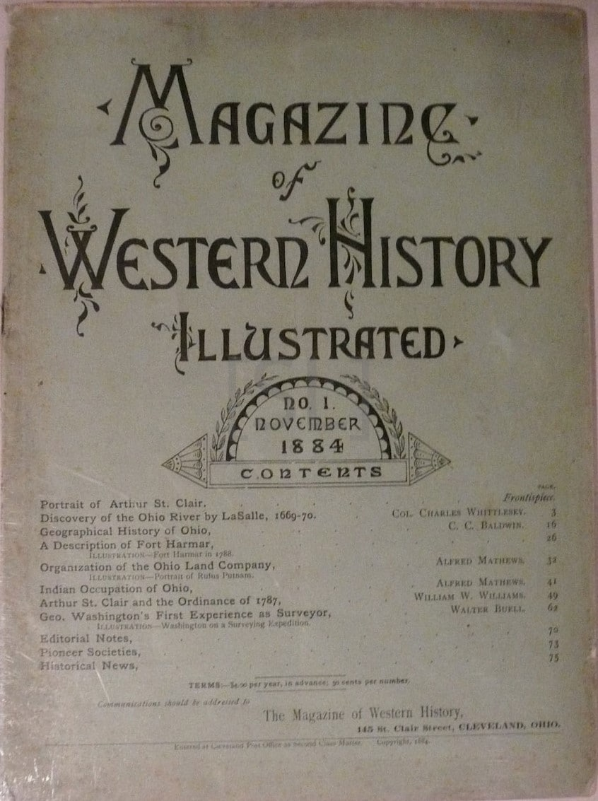 Magazine of Western History Illustrated