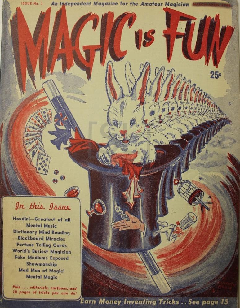 Magic is Fun