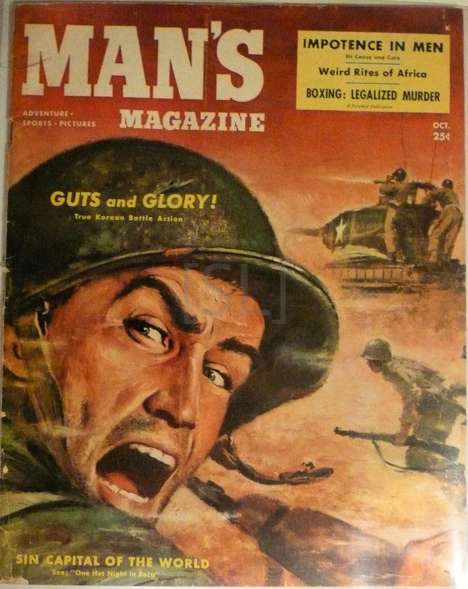 Man's Magazine