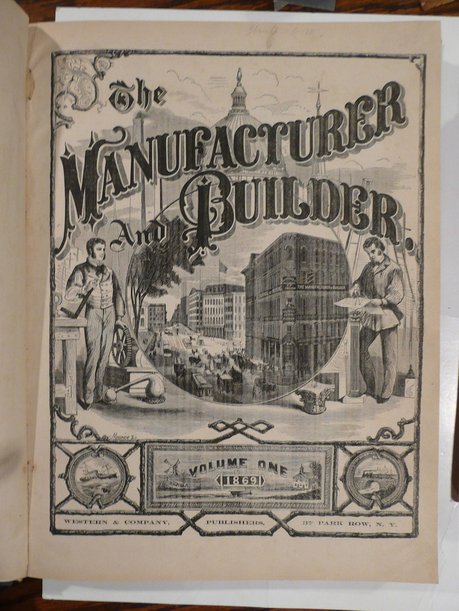 Manufacturer and Builder