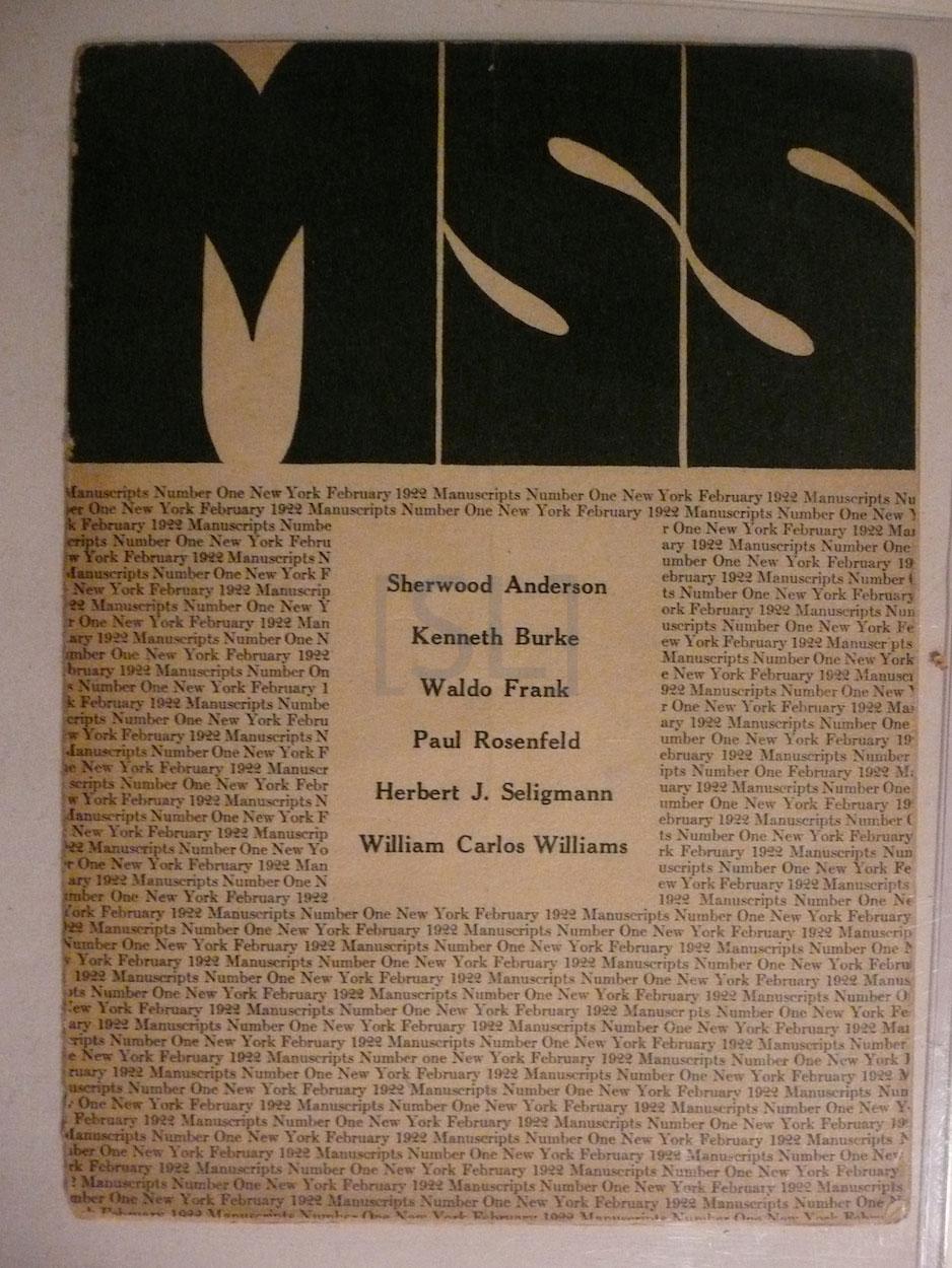 Manuscripts (MSS)